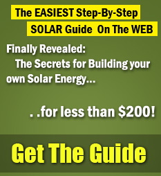 Diy Solar Panels Manual